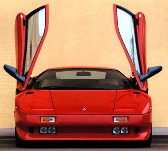 Lambo Diablo Doors 2001 Lamborghini Diablo 2001 Lamborghini Diablo